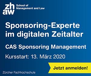 ZHAW CAS Sponsoring