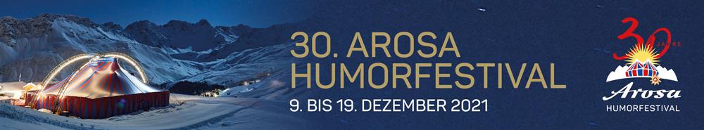 Arosa Humorfestival 2021