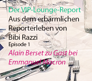 VIP-Lounge Report Bibi Razzi